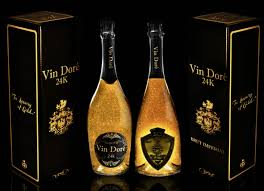 Vin Dor Cava Brut Imperial is a wine from 24K Gold dust