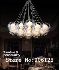 glass ball lighting. Bubble Light Chandelier Home Premade Lights Statement Lighting Intended For Popular Residence Pendant Decor Glass Ball
