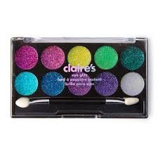 bright glitz glitter eye makeup set claire s