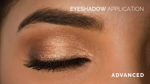 eyeshadow application doesn t stop at placement and choice of colors there s a plethora of techniques in makeup artistry to put your creativity to its