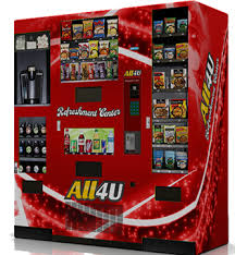 Custom Vending Machines Amazing Compact Customized Vending Machines