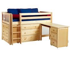 loft bed with desk and dresser. Brilliant Dresser Alternative Views With Loft Bed Desk And Dresser I