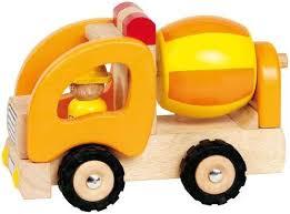 <b>Goki</b> 55926 - Betonmischer Spielzeug   <b>Деревянные игрушки</b> ...