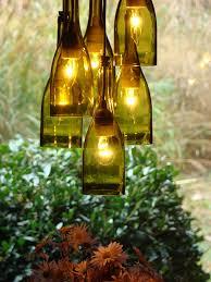 Decorative Wine Bottles With Lights Recycled Wine Bottle Lighting POPSUGAR Home 73