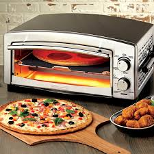 Fast Cooking Ovens Amazoncom Black Decker P300s 5 Minute Pizza Oven Snack Maker