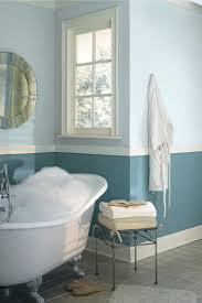 adorable pictures of bathroom decoration with wainscotting bathroom ideas wonderful blue theme bathroom decoration using
