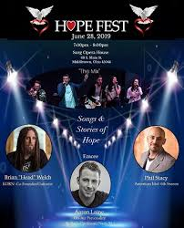 Tickets | Hope Fest 2019 . . a Celebration of Survival and Rebirth |  CincyTicket