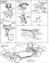 Town car air suspension diagram on 97 mercury grand marquis parts