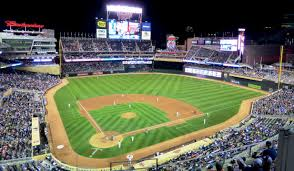 Twins Stadium Seating Chart Target Field Wikipedia
