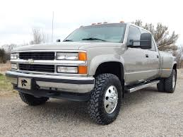 All Chevy 99 chevy 3500 : 1999 Chevy 3500 Dually - The Toy Shed Trucks