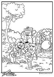 Doolhof Zomer Vakantie Kleurplaten Drawings