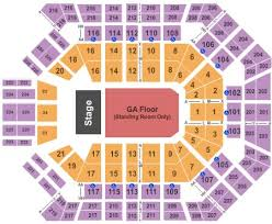 Mgm Arena Seating Chart Credible Mgm Garden Arena Seating Mgm Grand Seating Capacity