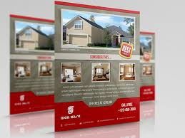 Home Flyers Template Real Estate Flyer Template By Owpictures On Envato Studio