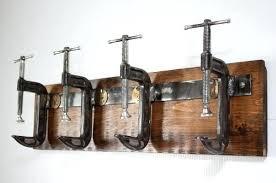 Diy Wall Mounted Coat Rack Custom Decoration Old French Door As Coat Rack Build Wall Mounted Build
