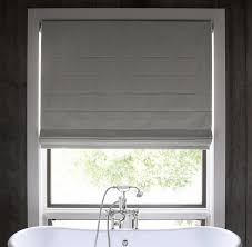 roman shades for bathroom. outstanding window treatment decoration ideas with outside mount roman shades : interesting bathroom using for o