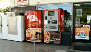 Gas Pump Vending Machine Extraordinary Pizza Vending MachinesWill We See Them In Orlando Theme Parks
