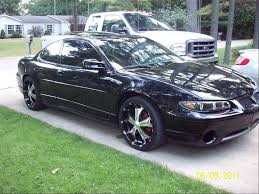 1999 pontiac grand prix gt with rims | 1999 Pontiac Grand Prix GT ...