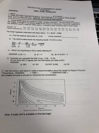 Experimental Design Diagram Answers Solved Introduction To Experimental Design 01960 490 01 1