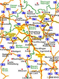 castle hotel schloss burghotel restaurant 93339 riedenburg bavaria Nuremberg Airport Map road map frankfurt bayreuth munchen 439 9, © 2000 who nuremberg airport terminal map