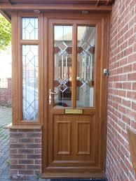 UPVC Front and Back Doors | D&H Windows, Composite Doors ...