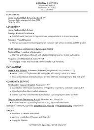 resume lesson plan pdf activities for high school students good
