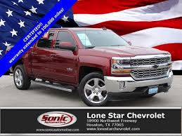Baytown - Certified Chevrolet Silverado 1500 Vehicles for Sale