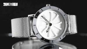 SKMEI 9204 <b>men fashion waterproof quartz</b> watches - YouTube