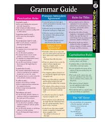 best content writing tips images teaching includes punctuation rules pronoun antecedent agreement subject verb agreement rules for