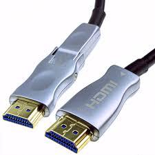 kenable detachable plug hdmi 2 0 active