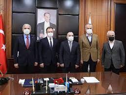 İstanbul Cumhuriyet Başsavcısı Şaban Yılmaz'ı ziyaret ettiler - Üsküdar  GazetesiÜsküdar Gazetesi