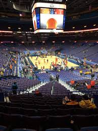 Enterprise Center Basketball Seating Chart Enterprise Center Section 124 Home Of St Louis Blues