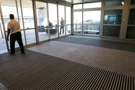 this is phase i of the upgrade to modernize and replace the 13 vestibule entrances at the austin airport with the new vestibules passengers will