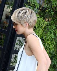 Sweet And Tough Little Pixie Tousled