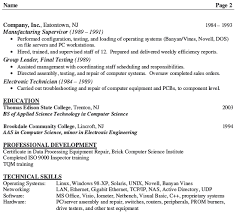 Electronic Test Engineer Sample Resume 3 Ideas Of Electronic Test