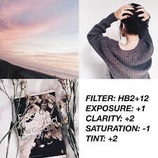 Vscocam Filter Hb2 12 Exposure 1 Clarity 2