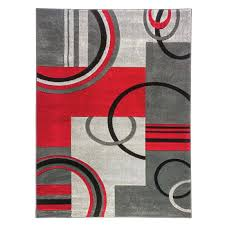 red black and grey area rugs local bedroom remodel adorable rug reviews ca from glamorous well red black and grey area rugs