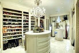 small closet chandelier mini for skillful ideas beautiful walk in closets bedrooms