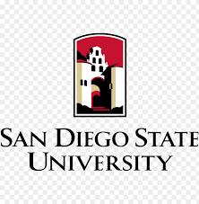 Sdsu Vertical Logo California State University San Diego