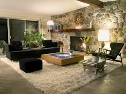 Small Picture Rock Wall Living Room Ideas Living Room Decoration