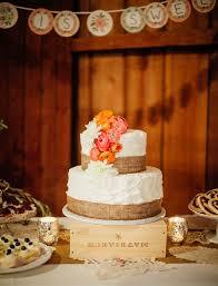 Rustic Wedding Cake Green Wedding Shoes