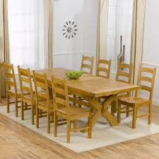 dining tables 8 seater dining table set 8 person square dining table natural finished of