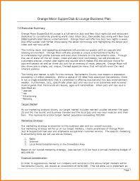 Executive Summary Resume Example High Level Executive Resume