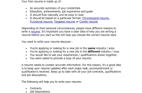 Correct Format Of Resume line cook resume objective special events ...