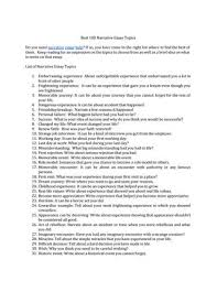 narrative essay topics ideas discover 100 narrative essay topic ideas by