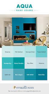 Teal Paint Colors Best 25 Aqua Paint Ideas On Pinterest Aqua Rooms Coral Walls