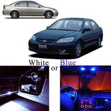 2005 Honda Civic Light Bulb Car Truck Light Bulbs White Interior Led Light Package Kit