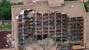 Image result for oklahoma city bombing memorial