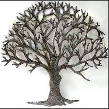 metal tree art wall decor awesome metal tree wall art sculpture