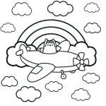 Pusheen Coloring Pages For Kids Get Coloring Page