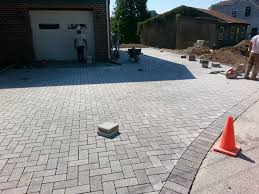 Concrete Driveway Thickness Design Custom Stoneworks Design Inc Permeable Pavers For